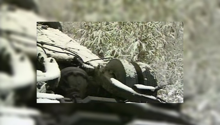 В аварии автобуса в Красноярском крае погибли четыре человека