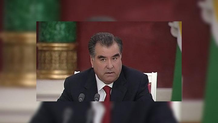 Эмомали Рахмон: русский язык в Таджикистане не ущемляется