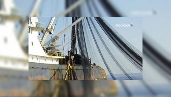 Российские моряки возвращаются домой