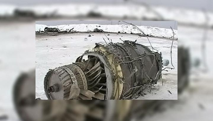 Экипаж не смог справиться с сильным креном Ил-76: ВИДЕО