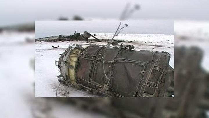 МВД РФ: никакого груза разбившийся Ил-76 не вёз