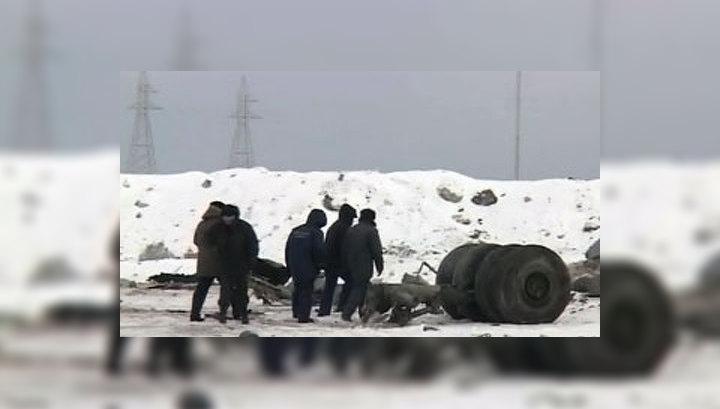 Ил-76 должен был везти сотрудников МВД на Кавказ