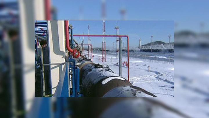 Первые партии товарной нефти отправлены в порт Козьмино