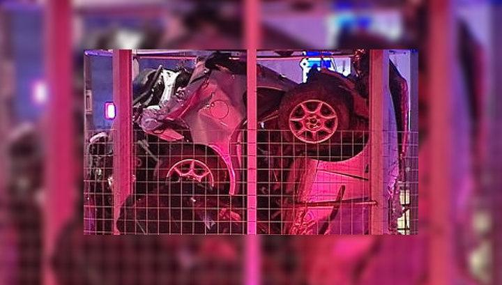 В Москве появился памятник-предупреждение пьяным водителям