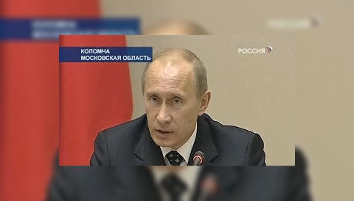 Путин: кончина Гайдара - тяжелая утрата для России