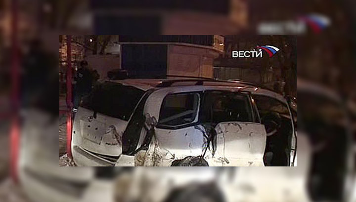 Крупная дорожная авария в Иркутске: пять человек пострадали