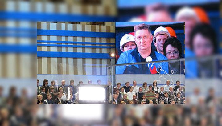 """Почти 2,3 миллиона вопросов: статистика программы """"Разговор с Владимиром Путиным. Продолжение"""""""