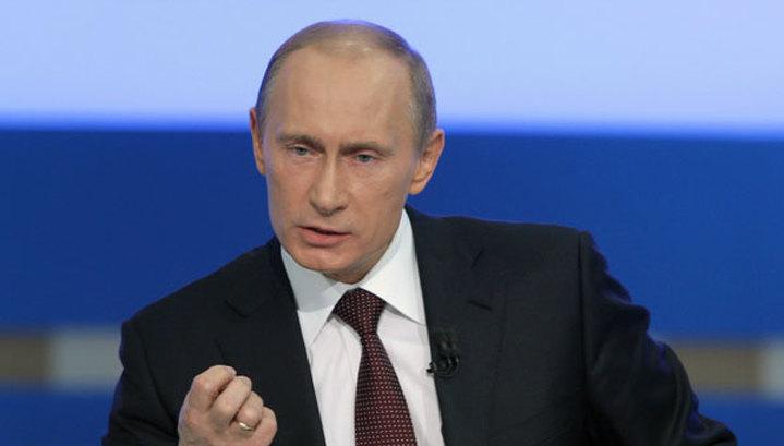 Реакция на выступление Владимира Путина последовала незамедлительно
