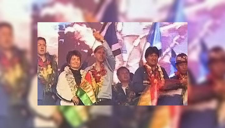 В Боливии пройдут президентские и парламентские выборы