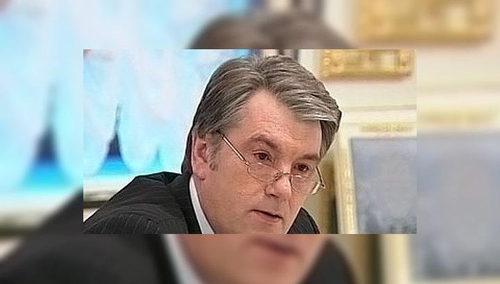 Ющенко подписал указ о почестях бывшим бандеровцам