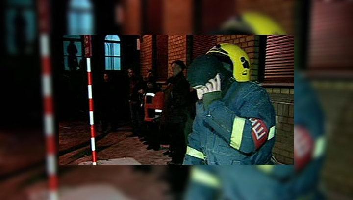 Петербургским пожарным удалось спасти 13 человек