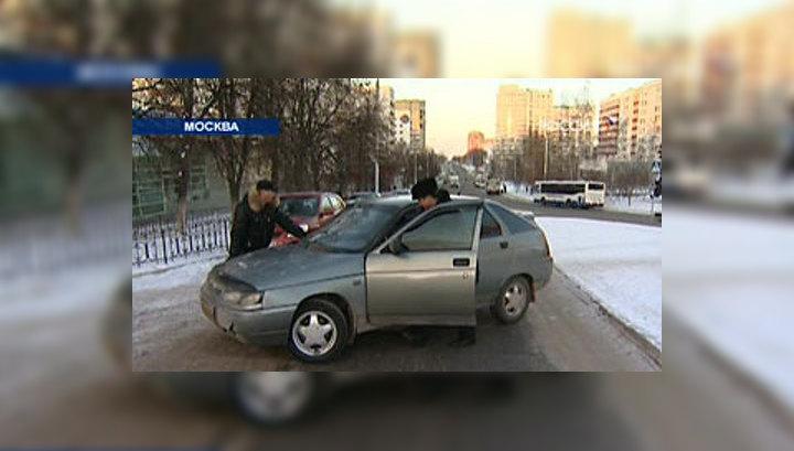 Декабрьские морозы доставили автомобилистам немало проблем