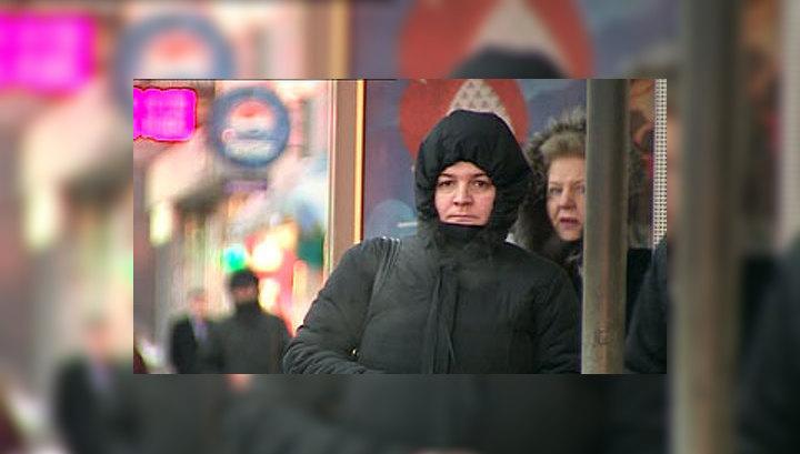 В Россию пришли настоящие морозы. Людям нравится