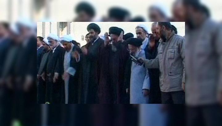 В Иране простились с  аятоллой Монтазери