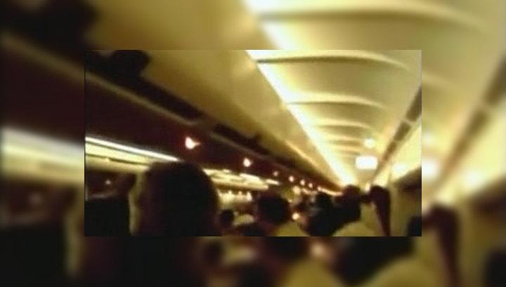 Французские пенсионеры проведут Рождество в Бразилии за дебош в самолете