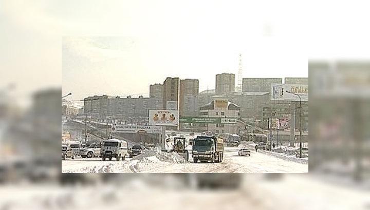 Бюджетники Приморья в воскресенье выйдут убирать снег