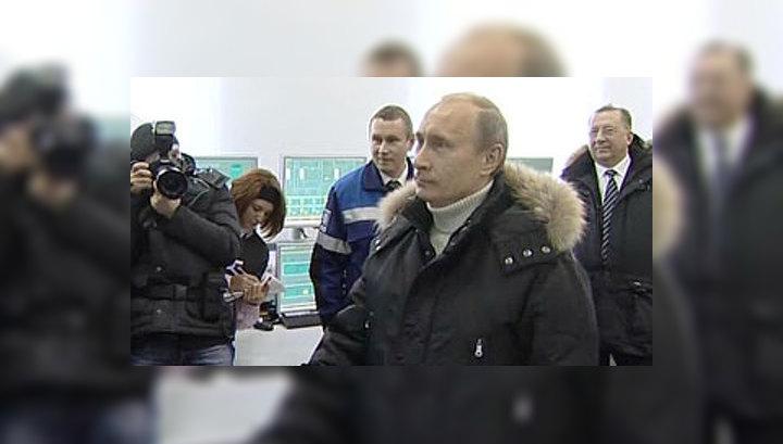 Владимир Путин запустил на Дальнем Востоке новые проекты
