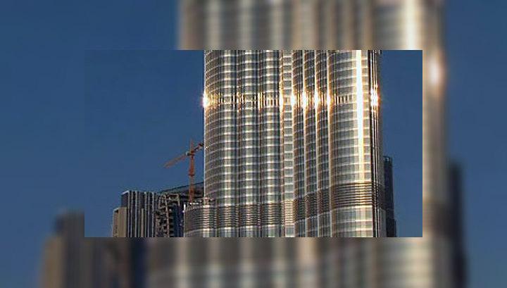 В Дубае открывается самая высокая башня в мире