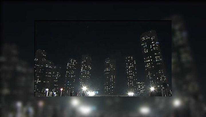 Небоскреб Burj Khalifa открыли, несмотря на кризис