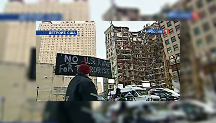 """В США судят """"детройтского террориста"""""""