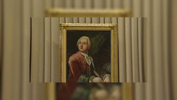 В Петербурге открылась выставка к 300-летию Ломоносова