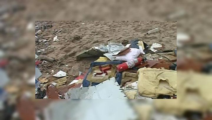 """""""Боинг-737"""" попал в шторм по вине пилота"""