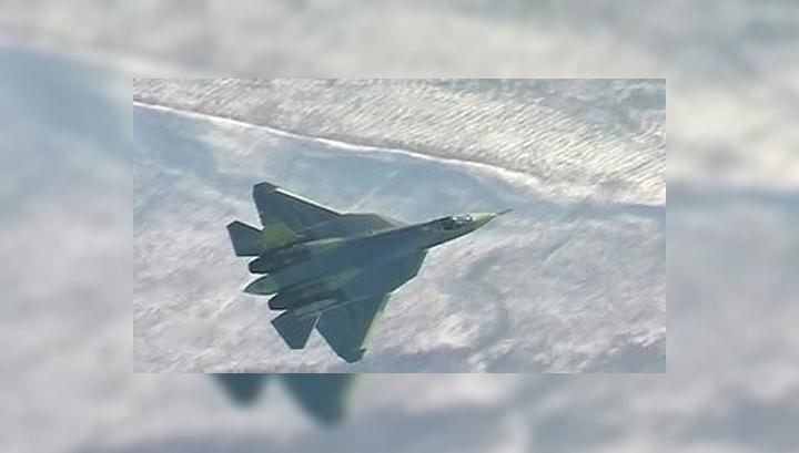 """Российский истребитель-""""невидимка"""" превзойдет F-35"""