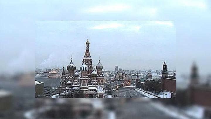В Москве два дня снегопада и опять морозы в середине недели