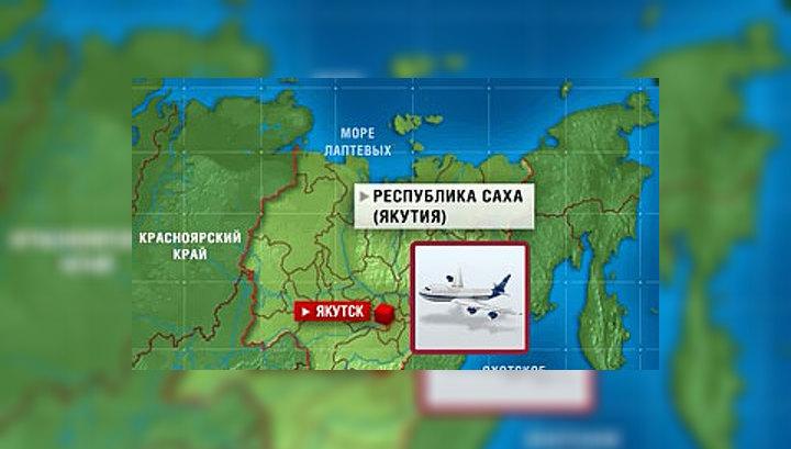 Аэропорт Якутска из-за аварии закрыт до полудня