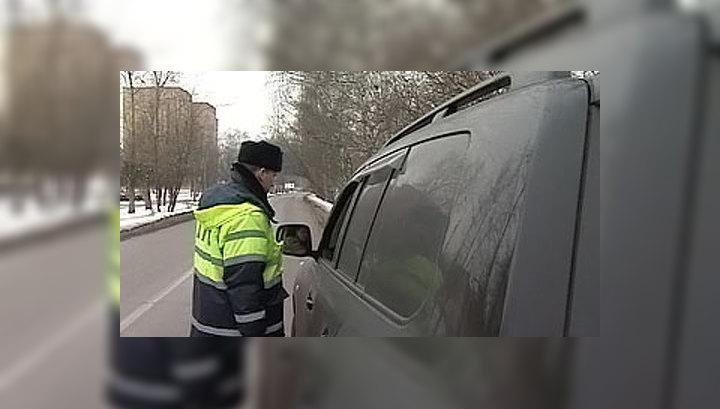 На взятках от водителей попалось целое подразделение гаишников
