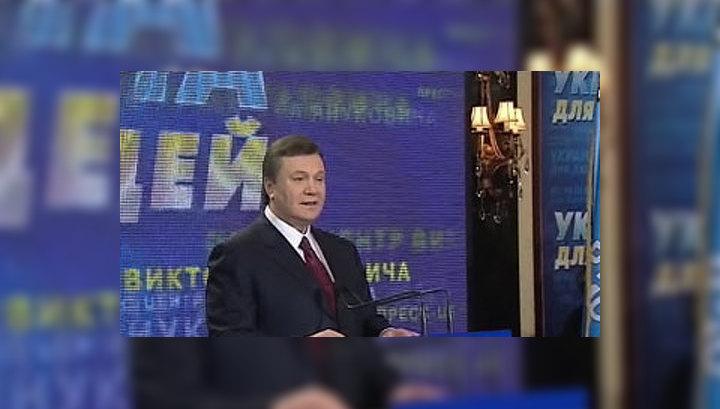 Разрыв между Януковичем и Тимошенко продолжает сокращаться