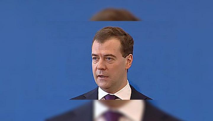Медведев бизнесу: надо инвестировать в инновации