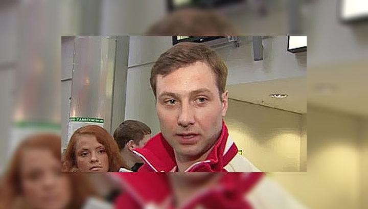 Знаменосец российской сборной не боится примет