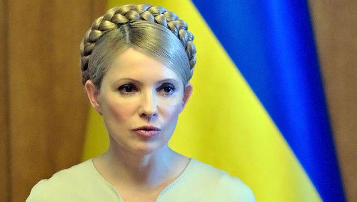Тимошенко отправят в отставку на следующей неделе