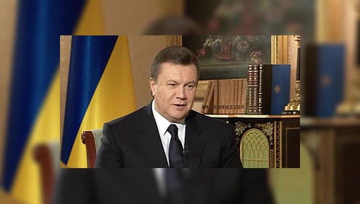 Янукович: мы вернем отношения с Россией в дружественный формат