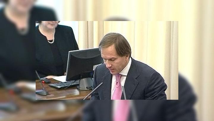Лев Кузнецов вступил в должность губернатора Красноярского края