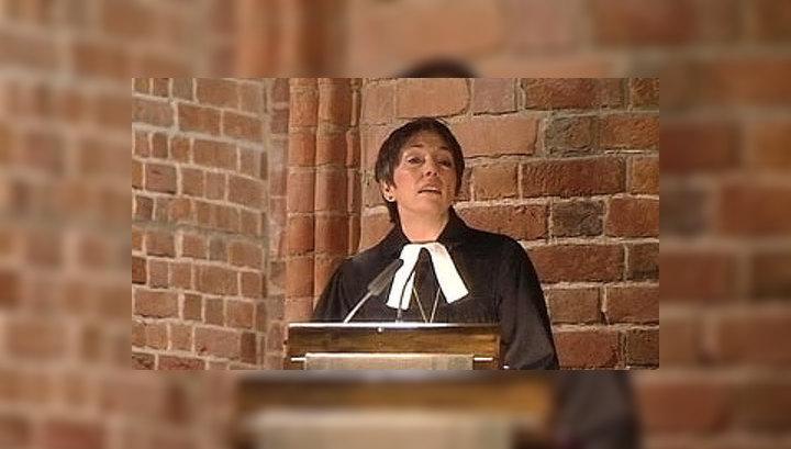 Глава лютеранской церкви Германии попалась пьяной за рулем