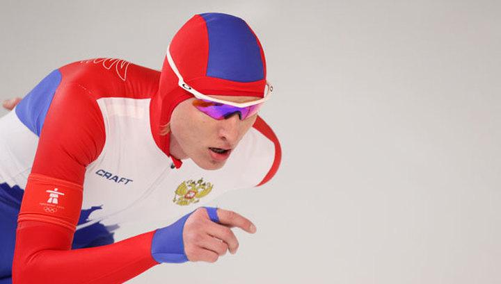 Иван Скобрев - серебряный призер в беге на 10 километров