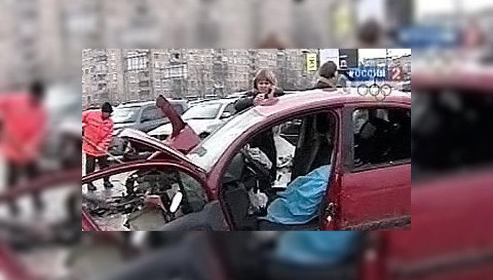 По факту аварии на Ленинском проспекте заведено уголовное дело