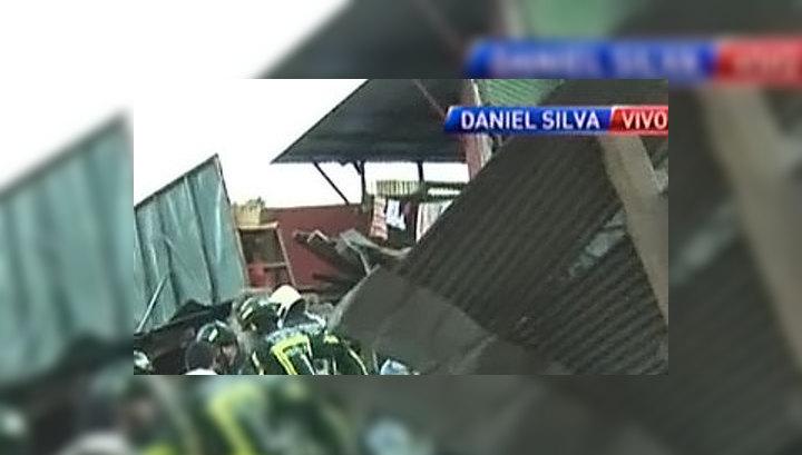 МИД РФ: здание дипмиссии в Чили придется ремонтировать
