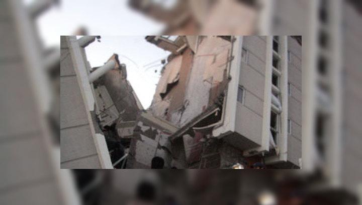 В Чили в регионах, пострадавших от землетрясения, введен комендантский час