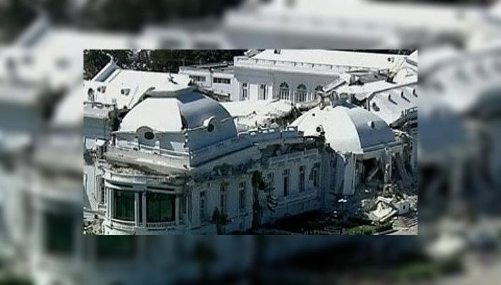 Новое землетрясение в Чили произошло во время инаугурации президента