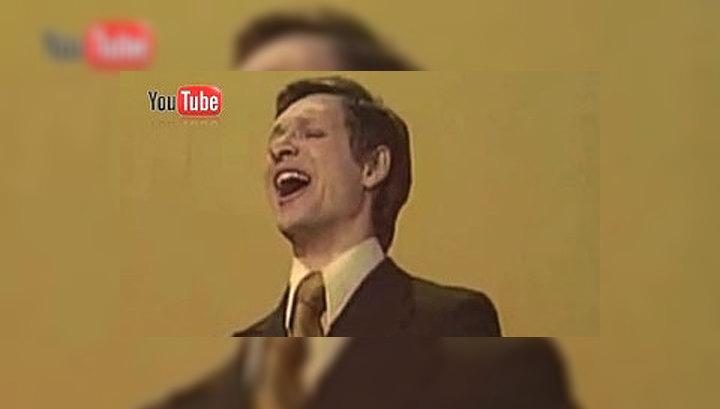 Вести.net: песня Эдуарда Хиля нашла в Сети вторую жизнь