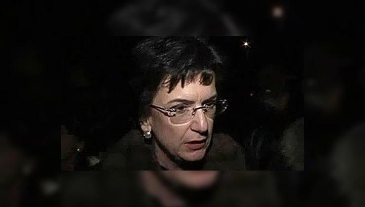 """Бурджанадзе заявляет, что сюжет на """"Имеди"""" был сделан с ведома Саакашвили"""