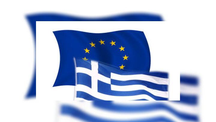 Принята новая программа финансовой помощи Греции