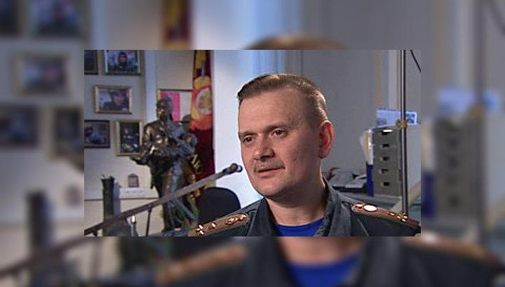 Евгений Чернышев стал интернациональным символом пожарных