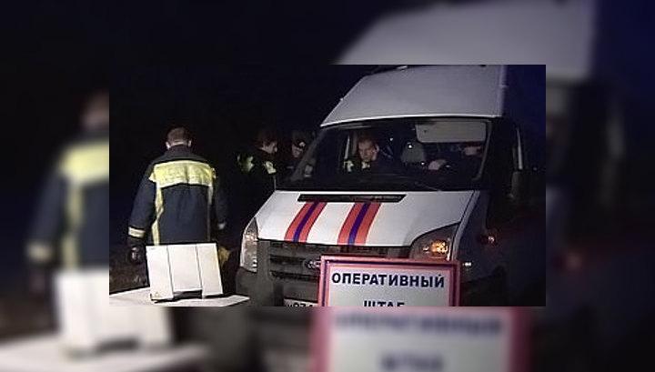 Ту-204 не дотянул до Домодедова полтора километра