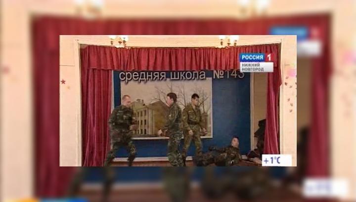 В нижегородских школах откроют казачьи кадетские классы