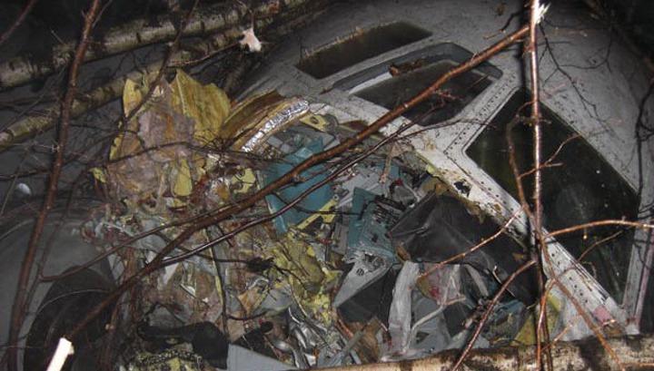 Жизни членов экипажа самолета Ту-204 вне опасности