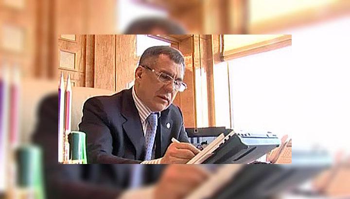 Рустам Минниханов - президент в стиле Hi-Tech